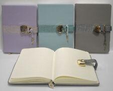 Trötsch 16393N Tagebuch mit Schloß 19 x 14 cm, 320 Seiten liniert Notizbuch