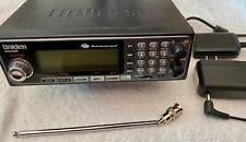 Uniden Bearcat Bcd536Hp HomePatrol Digital Mobile Scanner WiFi dongle mint
