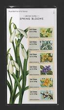 GB 2014 Post e ir British Flora 1 primavera florece sello conjunto menta (P&G 14) Reimpresión