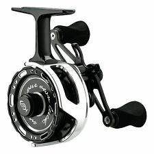 13 Fishing Black Betty 6061 Left Hand Ice Fishing Reel w/ Free Hat - 60612015-Lh