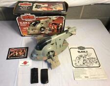 1980 Slave-1 Complete With Box Vintage Star Wars Kenner Vehicle