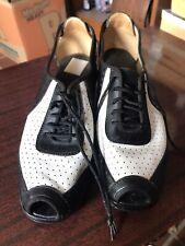 Remix Vintage Shoes Spectator Size 7