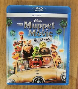 The Muppet Movie (1979) Blu-ray - AS NEW - Kermit