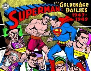 Superman The Golden Age Newspaper Dailies by Alvin Schwartz#X779