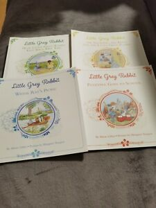 Little grey rabbit books. By Alison uttley. Pictures by Margaret Tempest