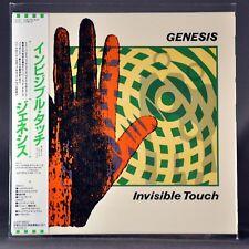 GENESIS Invisible Touch Orig. '13 JAPAN Mini LP SHM CD VJCP-98027 SHM-CD New