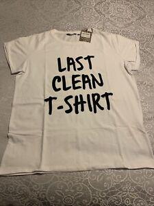 Ladies Golddigga T Shirt. Bnwt. Soze 16