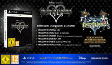 Disney-Kingdom Hearts HD 1.5 + 2.5 Remix Limited Edition para PlayStation 4 ps4
