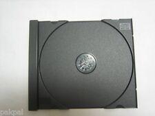 200 21MM QUAD 4-CD JEWEL CASES & 400 PCS BLACK TRAY , PSC73/PSC74