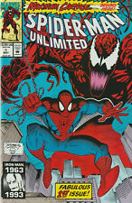 SPIDER-MAN UNLIMITED #1 1ST APP SHRIEK MAXIMUM CARNAGE NM- (PRIORITY & FREE INS)