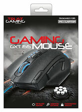 TRUST Elite Gaming Mouse gxt155, BUILT-IN PERSONALIZZABILE pesi & onboard MEMORY