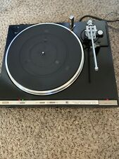 Sony PS-X55 Fully Automatic Direct Drive Turntable