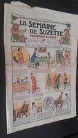 Revista Dibujada La Semana De Suzette que Aparecen El Jueves 1924 N º 19 ABE