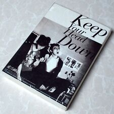 Dong Bang Shin Ki, TVXQ - Keep Your Head Down JAPAN Limited Edition CD+DVD #0404