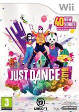 Nintendo Wii Spiel  Just Dance 2019 19 mit 40 neuen Songs NEUWARE