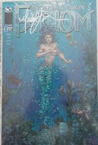 Fathom #1 signed by Michael Turner