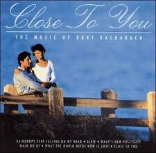 Bacharach, Burt Close to You CD