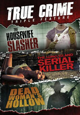 PRE ORDER: TRUE CRIME TRIPLE FEATURE - DVD - Region 1