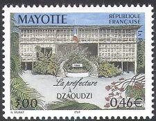 Mayotte 1999 Dzaoudzi Préfecture Building/bâtiments/architecture 1 V (n42762)