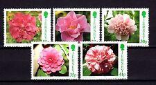 Jersey 1995 fleurs camélias neuf ** 1er choix