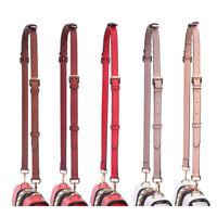 Leather Strap Adjustable Shoulder Bag Ladies Replacement Cross Body Handle Belt
