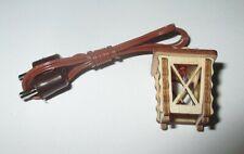 Kahlert - Lantern for Nativity Scenes 18mm Wood 3,5 Volt New/Ob