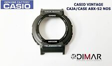 VINTAGE CASE/CAJA  CASIO ABX-52 NOS