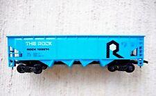 "HO SCALE ""THE ROCK"" HOPPER CAR #133874"