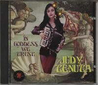 Judy Tenuta - In Goddess We Trust CD - Major Music 1995