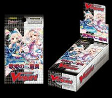 1x  Divas Duet: Booster Box New Sealed Product - Cardfight!! Vanguard