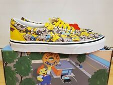 NEW LIMITED EDITION VANS ERA THE SIMPSONS TCHYSCTCHY VN0A4BV41UF SHOES FOR MEN