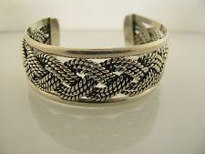 925 Sterling Silver Bracelet Mexico TM-107