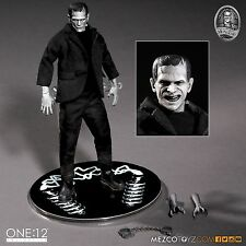 Mezco Toyz One 12 Collective Frankenstein Universal Monsters MIB In-Stock