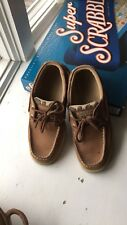 Sperry Top-Sider Upper Leather Sz 2M