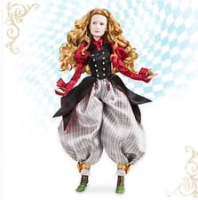 DISNEY ALICE THROUGH THE LOOKING GLASS ALICE DOLL FILM COLLECTION NIB GIFT