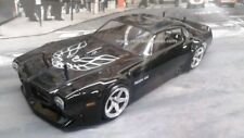 1971 Pontiac Firebird Trans Am Custom Painted 1/10 RC Car Body Drift,Touring