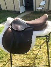 17.5 Pessoa Gen X Prestige XCH Saddle Medium tree GREAT CONDITION