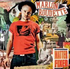 Marlon Roudette Matter fixed (2011)  [CD]