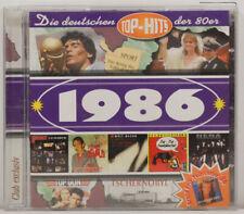 Die Deutschen Top Hits der 80er - 1986 - Peter Alexander - 1 CD - CD (TT 058)