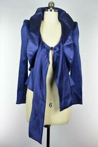 Giorgio Armani Women's Black Label Borgo 21 Jacket Size 38 New $4850