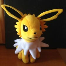 "New 9"" Pokemon Eevee Jolteon soft plush doll toy Figure Collectible Tomy Pokeman"