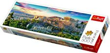Trefl 500 Piece Panorama Adult Large Acropolis Athens Ancient Jigsaw Puzzle NEW
