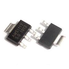 5pcs x AMS1117 5V 1A SOT-223 Voltage Regulator