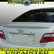 2007 2008 2009 2010 2011 Toyota CAMRY OEM Factory Style Spoiler Lip UNPAINTED