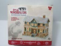 Its a Wonderful Life Christmas Village Ma Baileys House Enesco 2003 Series 2