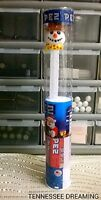 FROSTY SNOWMAN PEZ SEALED NEW IN BOX 2011 RED HAT YELLOW POLKA DOT SCARF