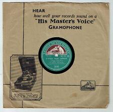 78T Gilbert BECAUD Disque Phonographe C'ETAIT MON COPAIN -VIENS -VOIX MAITRE 526