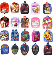 Kids Disney School Backpack Rucksack for PE Shoulder Bags regular Boys & Girls