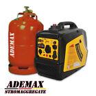 GAS & Benzin Inverter 2300W Stromerzeuger Stromaggregat 230V KGG20i-DF Dual Fuel