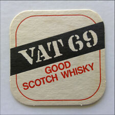 Vat 69 Good Scotch Whisky Coaster (B351)